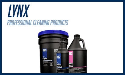 LYNX Professional Cleaning Products